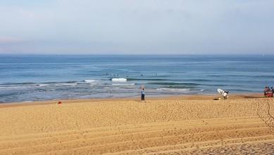 Surf report FR, Hossegor - La Gravière (40) du 2016-08-15 08:00:00