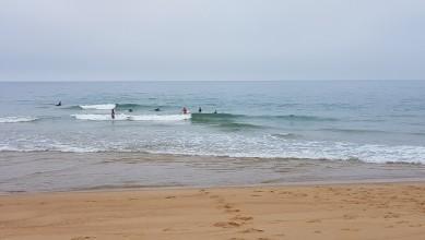 Surf report FR, Hossegor - La Gravière (40) du 2016-08-16 08:00:00