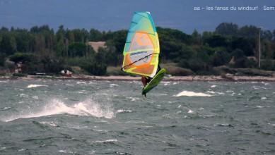 Wind report FR, Le Barcarès - Cap Coudalère  (66) du 2016-08-20 19:00:00