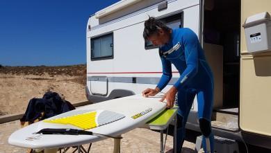 Surf report PT, Costa da Caparica (PT) du 2016-08-21 13:00:00