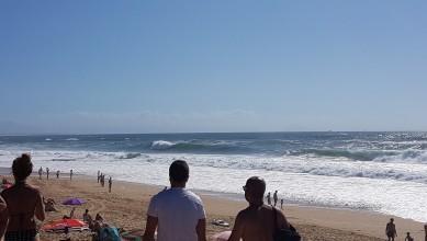 Surf report FR, Hossegor - La Gravière (40) du 2016-08-21 17:00:00