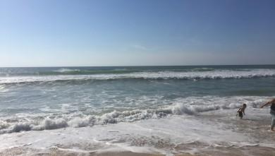 wave report FR, Le Porge (33) du 2016-09-03 14:00:00