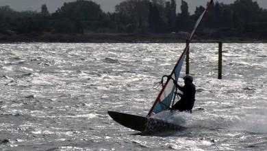 Wind report FR, Le Barcarès - Cap Coudalère  (66) du 2016-09-05 19:00:00