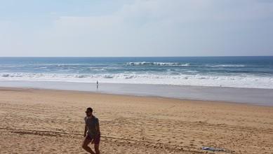 Surf report FR, Hossegor - La Gravière (40) du 2016-09-22 15:00:00