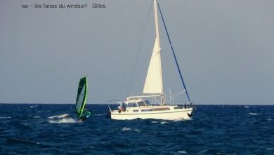 Wind report FR, Saint-Cyprien - La Nord (66) du 2016-09-22 19:00:00