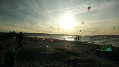 surf report FR, Étang de Berre - Plage du Jaï (13)