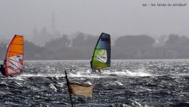 Wind report FR, Le Barcarès - Cap Coudalère  (66) du 2016-10-24 19:00:00