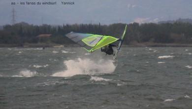 wind report FR, Le Barcarès - Cap Coudalère  (66) du 2016-11-05 18:00:00