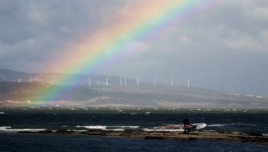 Wind report FR, Le Barcarès - Cap Coudalère  (66) du 2016-11-09 17:00:00