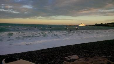 Surf report FR, Antibes - Fort Carré  (06) du 2016-12-04 13:00:00