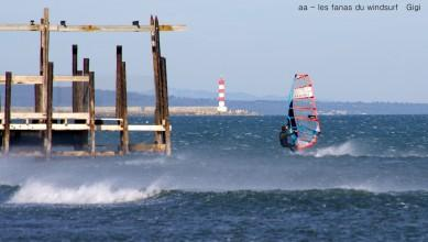 wind report FR, Leucate - Les Coussoules (11) du 2016-12-26 17:00:00