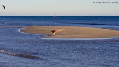 Wind report FR, Port-la-Nouvelle - Plage Nord (11) du 2016-12-27 15:00:00