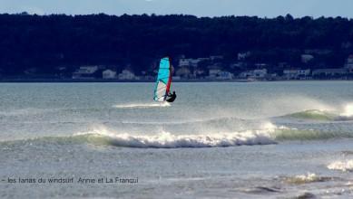 wind report FR, Leucate - Les Coussoules (11) du 2017-01-12 14:00:00