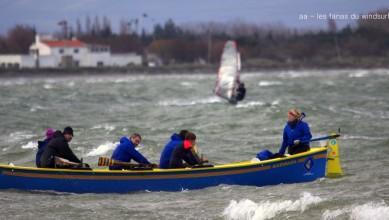 Wind report FR, Le Barcarès - Cap Coudalère  (66) du 2017-02-04 16:00:00