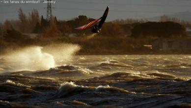 Wind report FR, Le Barcarès - Cap Coudalère  (66) du 2017-02-05 20:00:00