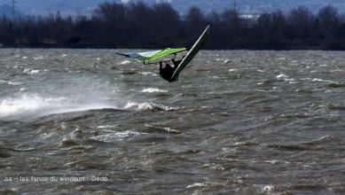 Wind report FR, Le Barcarès - Cap Coudalère  (66) du 2017-02-07 17:00:00
