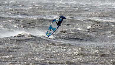 Wind report FR, Le Barcarès - Cap Coudalère  (66) du 2017-02-08 18:00:00