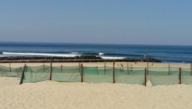 Surf report FR, Vieux Boucau (40) du 2017-04-22 12:00:00