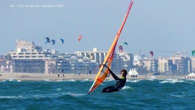 Wind report FR, Saint-Cyprien - La Nord (66) du 2017-04-23 19:00:00