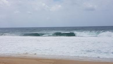 wave report FR, Hossegor - La Gravière (40) du 2017-06-06 15:00:00