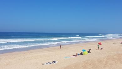 Surf report FR, Hossegor - La Gravière (40) du 2017-06-17 12:00:00