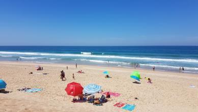 Surf report FR, Hossegor - La Gravière (40) du 2017-06-18 13:00:00