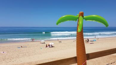Surf report FR, Hossegor - La Gravière (40) du 2017-06-19 14:00:00