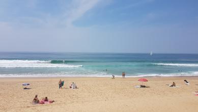 Surf report FR, Hossegor - La Gravière (40) du 2017-06-20 14:00:00