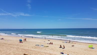 Surf report FR, Hossegor - La Gravière (40) du 2017-07-04 13:00:00