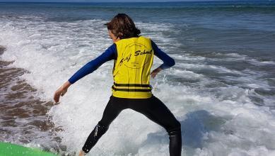 Surf report FR, Hossegor - La Gravière (40) du 2017-07-05 13:00:00