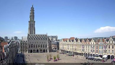 city report FR, Arras (62)
