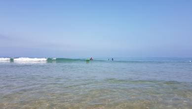 Surf report FR, Hossegor - La Gravière (40) du 2017-07-07 10:00:00