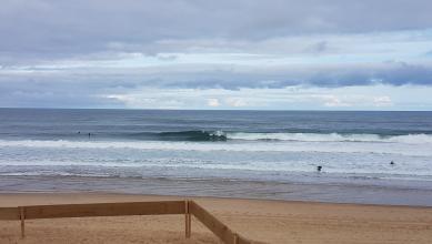 Surf report FR, Hossegor - La Gravière (40) du 2017-07-11 09:00:00