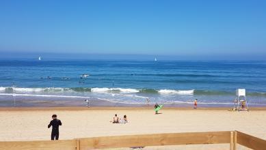 Surf report FR, Hossegor - La Gravière (40) du 2017-07-16 11:00:00