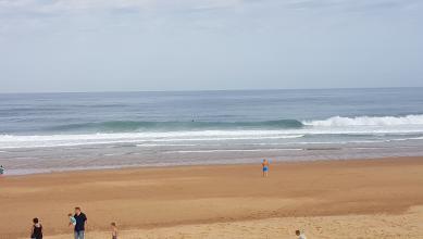 Surf report FR, Hossegor - La Gravière (40) du 2017-07-22 09:00:00