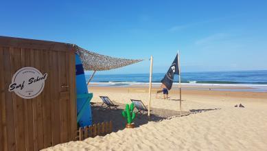 wave report FR, Hossegor - La Gravière (40) du 2017-08-06 10:00:00