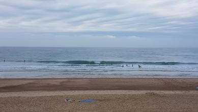 wave report FR, Hossegor - La Gravière (40) du 2017-08-07 09:00:00