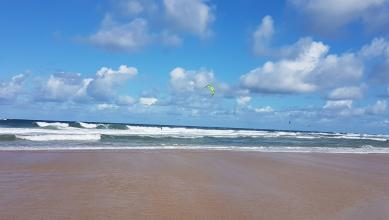 wave report FR, Hossegor - La Gravière (40) du 2017-08-08 10:00:00