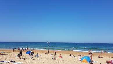 wave report FR, Hossegor - La Gravière (40) du 2017-08-14 11:00:00