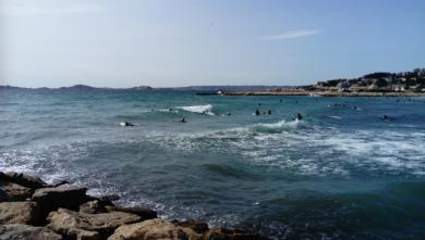 wave report FR, Plage Prado Nord (13)