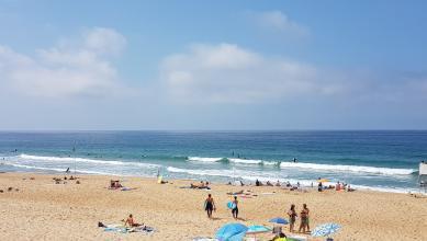 wave report FR, Hossegor - La Gravière (40) du 2017-08-30 14:00:00