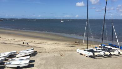 Wind report FR, Arcachon - Le Port (33) du 2017-09-12 15:00:00
