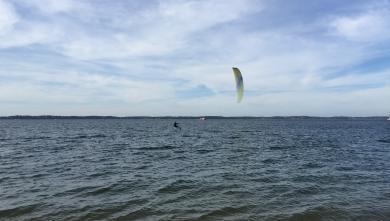 wind report FR, Arcachon - Pereire (33)