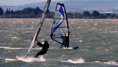 wind Report FR Le Barcarès - Cap Coudalère  le 2017-11-19 16:00:00