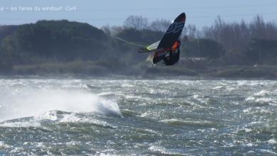 Wind report FR, Le Barcarès - Cap Coudalère  (66) du 2017-11-26 17:00:00