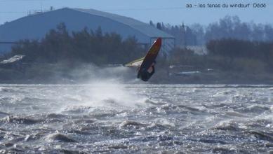 Wind report FR, Le Barcarès - Cap Coudalère  (66) du 2017-12-03 17:00:00