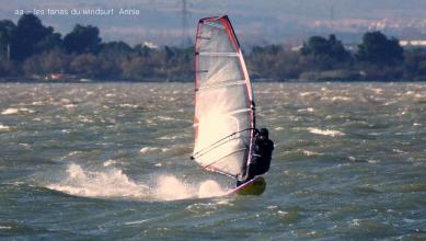 Wind report FR, Le Barcarès - Cap Coudalère  (66) du 2017-12-20 16:00:00