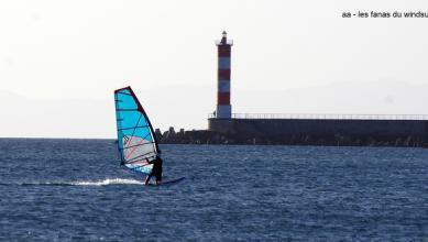 wind report FR, Port-la-Nouvelle - Plage Nord (11) du 2018-01-01 15:00:00