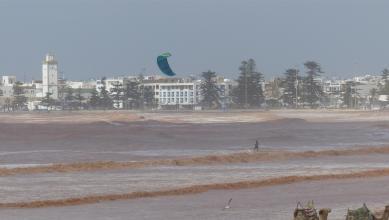 Wind report MA, Essaouira (MA) du 2018-03-02 14:00:00