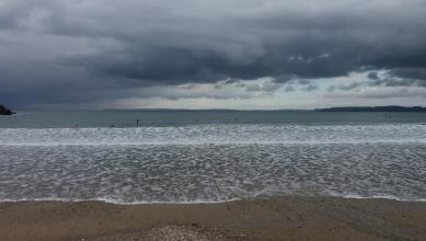 Surf report FR, Pors Ar Vag (29) du 2018-03-17 16:00:00